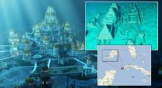 200,000-Year-Old Underwater City Discovered Close To The Bermuda Triangle