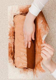 How to Make a Holiday Yule Log Cake | Relish.com