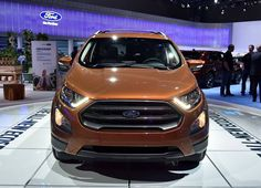 Ford EcoSport – its solidity to face Ford Ecosport, Ford 2020, Car Ford, Build A Ford, Car Tags, Used Ford, Ford Edge, Ford News