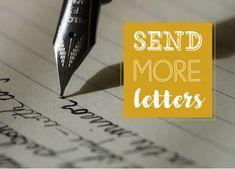 Het schrijven of maken van een persoonlijk kerst kaartje is een kleine moeite, maar kan van grote betekenis zijn. Lees er meer over in dit blog! Post Quotes, Letters, Blog, Letter, Blogging, Lettering, Calligraphy