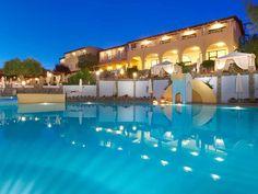 Elea Village 4 Stars luxury hotel in Sithonia - Nikiti Offers Reviews