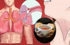 No sigas padeciendo de enfermedades en las vías respiratorias ¡Prueba este té milagroso!