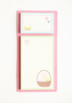 Needle And Thread Magnetic Pad
