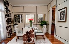 "african american interior designers | African American Top 20 Designer Profile: Janice Palmer - ""Orange is ..."