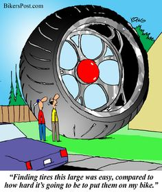 Car Glass Repair Near Me >> Tires Comics on Pinterest | Flat Tire, Covered Wagon and Car Repair