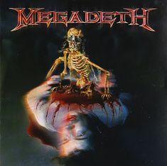 Heavy Metal Music, Heavy Metal Bands, Megadeth Albums, Donald Marshall, Vic Rattlehead, Hero Logo, Dave Mustaine, Hero World, Metal Albums