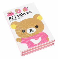 San-X:n suosikkihahmo Rilakkuma, eli rento karhu, osaa ottaa rennosti! Tämä setti sisältää erilaisia muistilappuja ja kirjanmerkkejä Rilakkuma-kuvioinnilla.