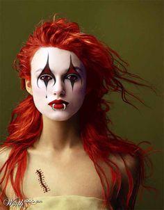 Girl Clown Makeup Ideas 2018 Ideas Pictures Tips About Make Up Girl Clown 2018 Ideas Pictures Tips About Make Up Jester Makeup Ideas Makeup Ideas Clown Ideas Makeupideas Girl Clown Makeup, Jester Makeup, Creepy Clown Makeup, Eye Makeup, Evil Clowns, Scary Clowns, Clown Maske, Halloween Costumes, Artistic Make Up