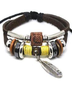 Leather Bracelet from Chicnova $9.90
