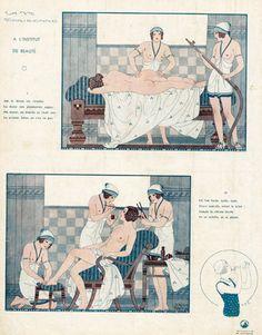 La Vie Parisienne 1930-34 — Recent additions