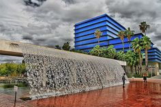 Fountain - Parque Das Nacoes, Lisbon