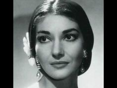 Maria Callas - O Mio Babbino Caro - Giacomo Puccini  A classic! I love this time of the year. Happy New Year!