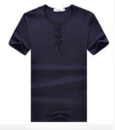 Casual Cotton Tai Chi T-Shirt 5 Colors