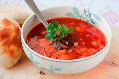 MUSHROOMS SOUP   ::Click for recipe::