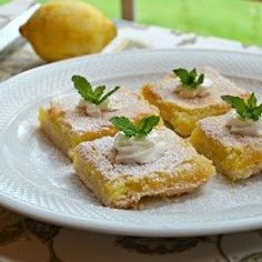 Chef Johns Lemon Bars - Allrecipes.com