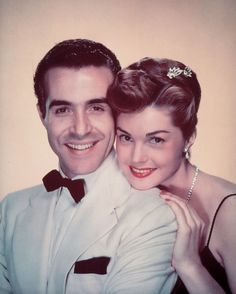 Esther Williams and Ricardo Montalban in the Movie 'Neptune's Daughter'