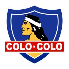 Soccer (Futbol) - Colo-Colo, my favorite team from Chile Football Team Logos, Football Soccer, Sports Logos, Soccer Teams, Fifa, American Games, Team Mascots, Everton Fc, Best Club