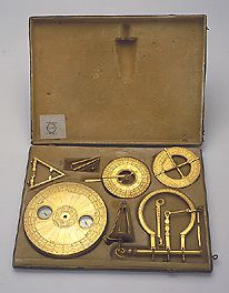 Epact: Mining Instruments unsigned, 16th century