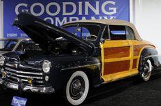 1947 Ford Sportsman  #Ford #Droptop