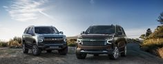 All-New 2021 Chevy Suburban & Tahoe | Built For Families at Chevrolet Cadillac of Santa Fe: www.chevroletofsantafe.com.