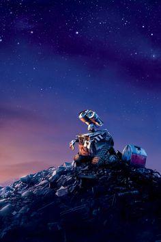 WALL - E (2008)_ Pixar