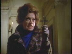 Grayson Hall as Dr. Julia Hoffman via House of Dark Shadows 1971
