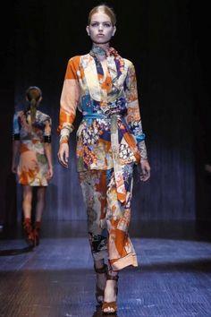 Milan Womenswear S/S 2015  Gucci