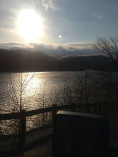 Cheat Lake, Morgantown, West Virginia