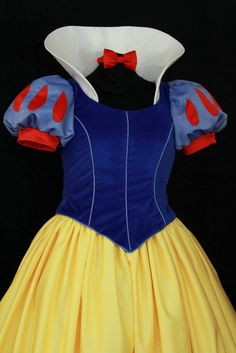 Snow White  Costume  by NeverbugCreations