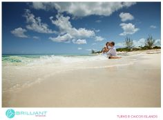 "A Turks and Caicos honeymoon shoot - going ""all in"" in Turks and Caicos with Brilliant Studios"