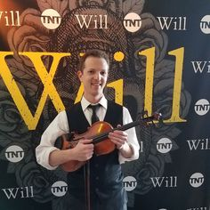 Big thanks to #TNT and#Turnerbroadcasting for inviting me to perform for the red carpet premiere of #Will. What a fun cast! I had a great time!