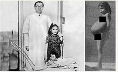 Λίνα Μεδίνα η νεαρότερη μητέρα που έχει καταγραφεί στα παγκόσμια ιατρικά χρονικά !