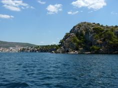 Steilküste Kroatien http://ift.tt/1NRzqDL