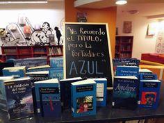 """""""La portada es azul"""": el meme que resume el infierno de los libreros"""