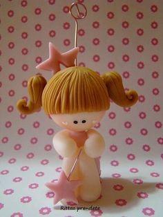 souvenirs princesas   By  Maria Elena Lopez  porcelana fria