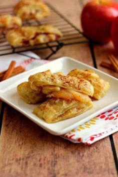 Easy Apple Pie Croissants