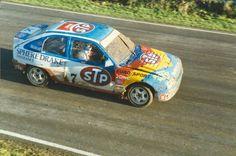 Vauxhall Astra 4x4 Turbo rallycross car