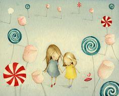 © Serena Curmi Illustration