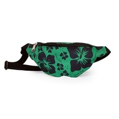 Perfect for storing your essentials our USA made greek fanny packs are a must for every sorority girl. New design features hibiscus pattern and your sorority's own colors. Great gift for bid day, initiation and are a Spring Break must have! Click the pic to shop today. #kappadelta