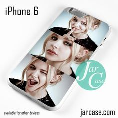 Chloe Grace Moretz Collage Phone case for iPhone 6 and other iPhone devices