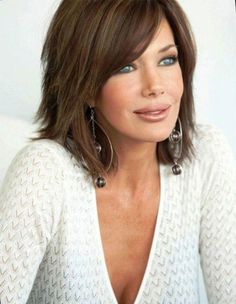 frisuren bob lange haare bob frisur lang frisuren bob lang frisuren … hairstyles bob long hair bob hairstyle long hairstyles bob long hairstyles medium length level with angled pony Thin Hair Styles For Women, Hair Styles 2016, Short Hair Styles, Mid Length Hair Styles For Women Over 50, Mid Length Hair Styles With Layers, Shoulder Length Hair Cuts With Layers, Hairstyles For Medium Length Hair With Layers, Mid Length Hair With Bangs, Layered Haircuts Shoulder Length