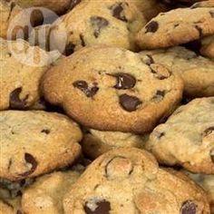 Foto recept: Niet-te-mislukken chocolate chip cookies