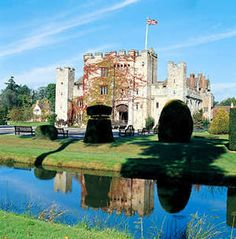 Hever Castle - Kent - castles Photo