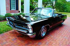 65 pontiac gto 1965 Gto, 1965 Pontiac Gto, Custom Muscle Cars, Factory Lighting, Triple Black, Dream Machine, Good Ole, Mustang, Convertible