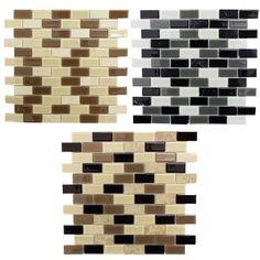 HOBO12 x 12 ELEMENT MOSAICS kitchen Pinterest Mosaics and