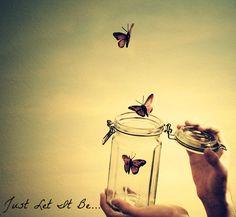 Let it be..