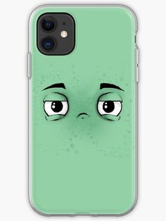 This brand new 'Grumpy Green Face' design will look great on any product. It is fun, cute and eye-catching. / Find somebody the perfect gift! Choose from the many varieties of products and BUY IT NOW to place your order. Face Design, Ipad Case, Iphone Case Covers, Cover Design, Iphone 11, Finding Yourself, Tech, Artists, Unique