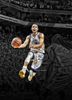 Stephen Curry - own it Curry Basketball, I Love Basketball, Basketball Pictures, Basketball Players, Basketball Bedroom, Basketball Rules, Nba Pictures, Basketball Party, Basketball Socks