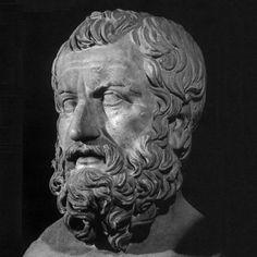 Thales of Miletus. Ancient Rome, Ancient Greece, Statues, School Of Athens, Art Romain, Rome Antique, Human Pictures, Z Arts, Greek Art