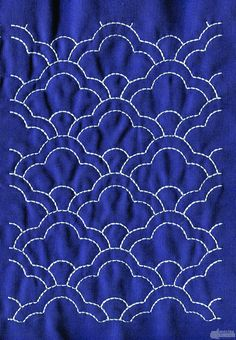 sashiko patterns free download | Sashiko Quilt Embroidery Design 10